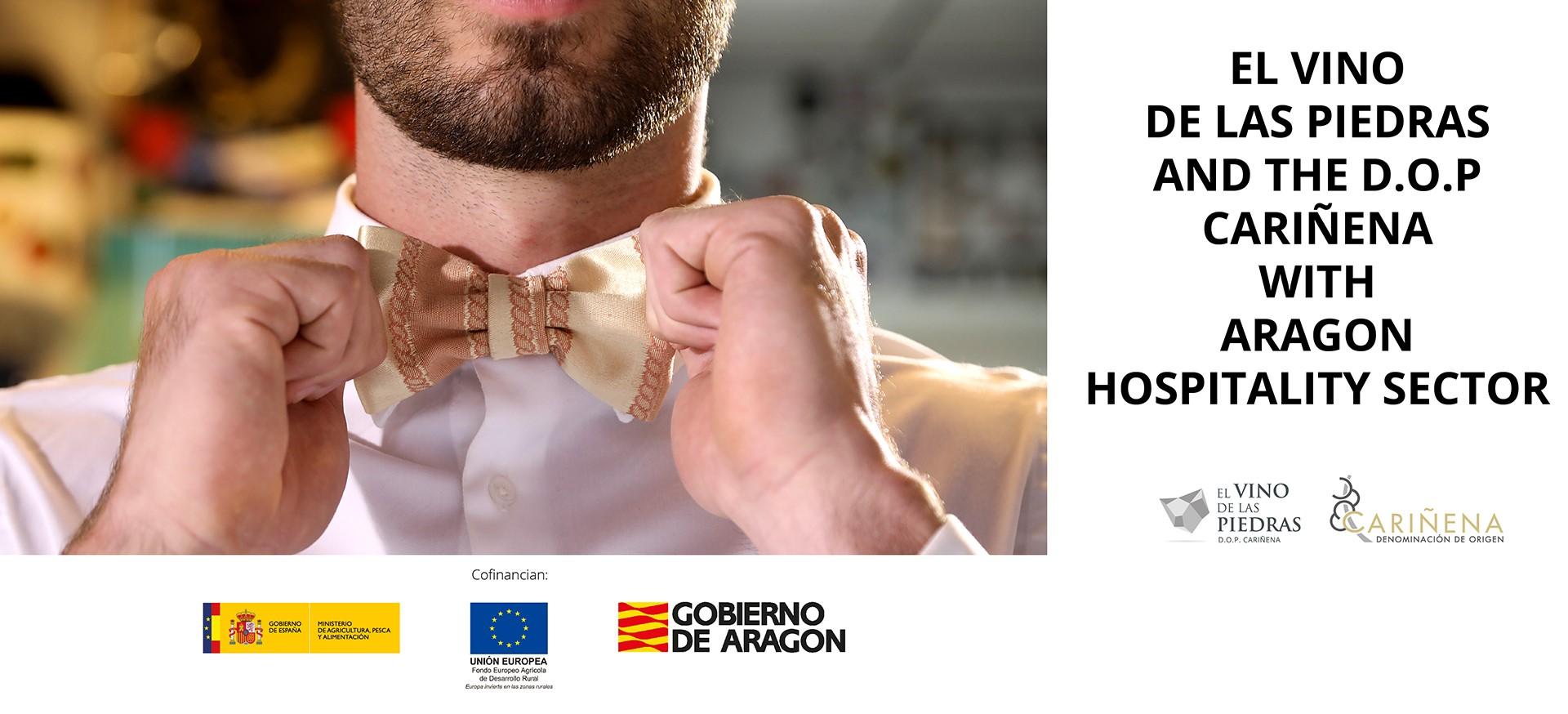 DOP Cariñena con la hostelería de Aragón