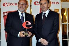 Premio Ejecutivos de Aragón (19 de junio de 2013)