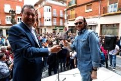 Santiago Segura en el II Día Movimiento Vino DO (12 de mayo de 2018)