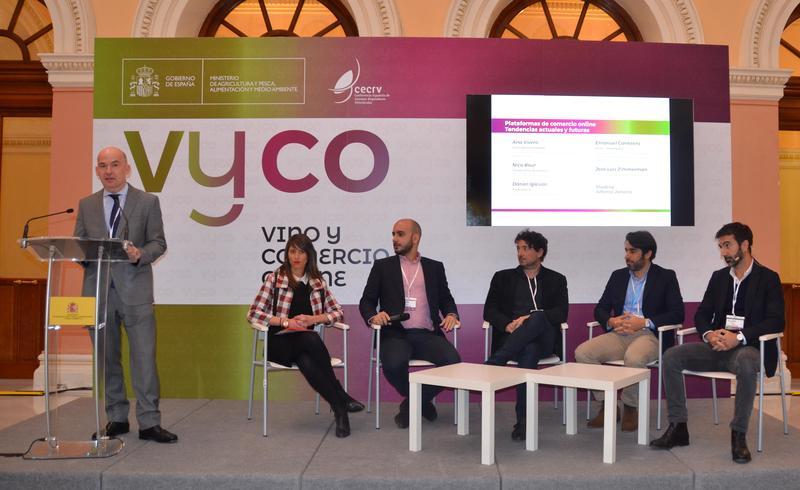 Imagen jornada VyCO 2017 (I)