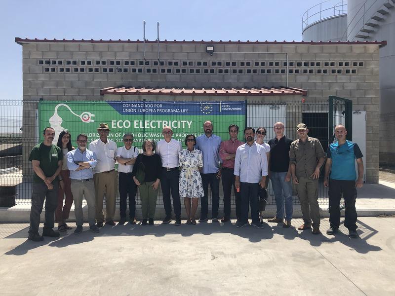Consorcio Ecolectricity