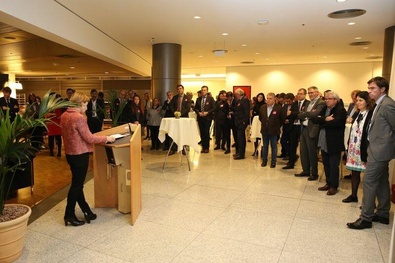 Evento de las DDOO en el Parlamento Europe