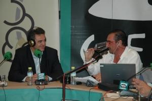 Programas radiofónicos especiales desde Cariñena (septiembre de 2007)
